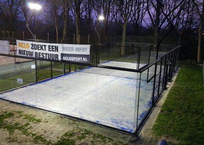 ACLO Sportcentrum Groningen / 1 padelbaan