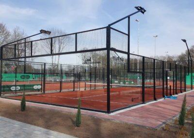 Tennisvereniging Hardenberg / 2 padelbanen