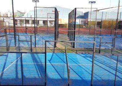 Racketcentrum Houten / 2 padelbanen