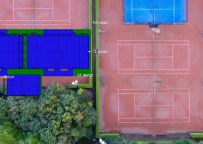 racketcentrum-houten-overzichtstekening