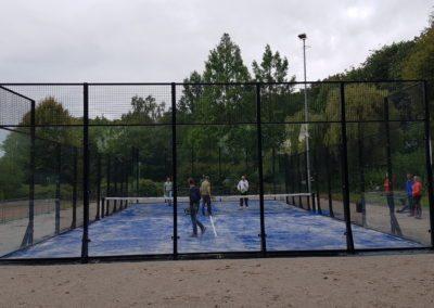 TC Nijverdal / 1 padelbaan