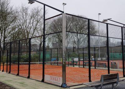 """Tennisvereniging """"Roosendaal"""" / 2 padelbanen"""