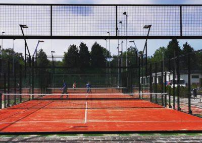 Tennisvereniging Teteringen / 2 padelbanen