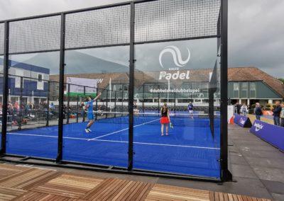 Libema Open 2019 / 2 padelbanen