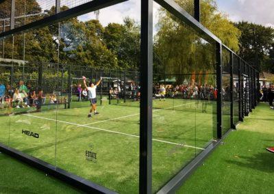 Tennispark Welgelegen / 3 padelbanen