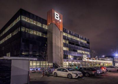 B-Amsterdam 2019/ 1 padelbaan indoor