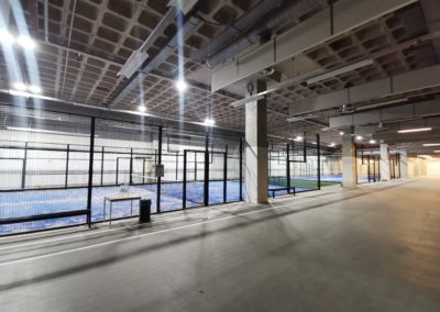 B-Amsterdam 2020/ 1 padelbaan indoor