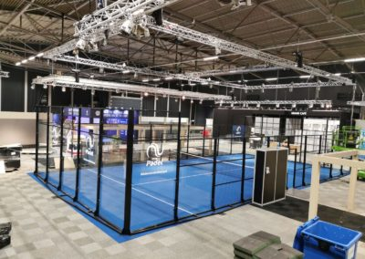 AHOY ROTTERDAM WORLD TENNIS TOURNAMENT / 1 PADELBAAN