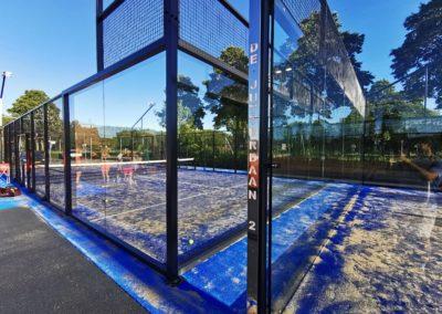 Tennisvereniging de Gouwen / 2 padelbanen