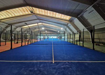 Sportclub Houten / 6 padelbanen