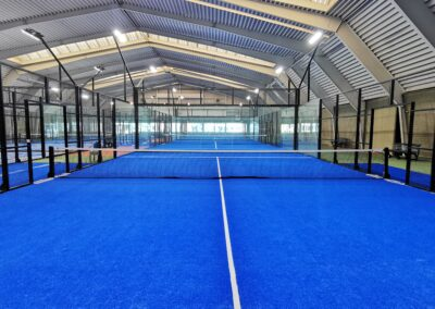 Sportclub Houten / 6 padelbanen indoor