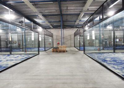 Club Padel Capelle a/d IJssel / 4 padelbanen indoor